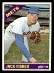 1966 Topps #316  Jack Fisher  Front Thumbnail