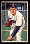 1952 Bowman #168  Preacher Roe  Front Thumbnail