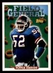 1993 Topps #295   -  Pepper Johnson Field Generals Front Thumbnail