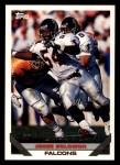 1993 Topps #454  Jesse Solomon  Front Thumbnail