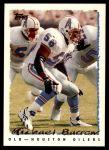 1995 Topps #144  Micheal Barrow  Front Thumbnail