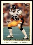 1995 Topps #150  Rod Woodson  Front Thumbnail