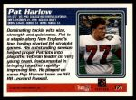 1995 Topps #171  Pat Harlow  Back Thumbnail