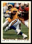 1995 Topps #346  Johnny Bailey  Front Thumbnail