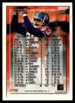 1995 Topps #20  Anthony Miller  Back Thumbnail