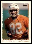1995 Topps #245  Alvin Harper  Front Thumbnail