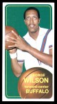 1970 Topps #11  George Wilson   Front Thumbnail