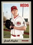 2019 Topps Heritage #3  Jared Hughes  Front Thumbnail