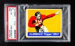 1948 Leaf #78  Clarence Self  Front Thumbnail