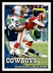 2010 Topps #11  DeMarcus Ware  Front Thumbnail