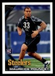 2010 Topps #127  Maurkice Pouncey  Front Thumbnail