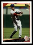 2009 Topps #77  Jed Lowrie  Front Thumbnail