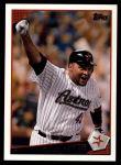 2009 Topps #435  Carlos Lee  Front Thumbnail