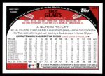 2009 Topps #465  Troy Glaus  Back Thumbnail