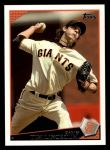 2009 Topps #195  Tim Lincecum  Front Thumbnail