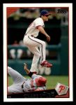 2009 Topps #200  Chase Utley  Front Thumbnail