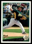 2009 Topps #441  Andrew Bailey  Front Thumbnail