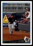 2009 Topps #528  Nick Swisher  Front Thumbnail