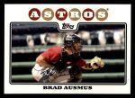 2008 Topps #276  Brad Ausmus  Front Thumbnail