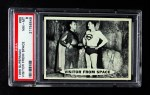 1966 Topps Superman #65   Visitor From Space Front Thumbnail