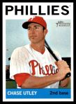 2013 Topps Heritage #72  Chase Utley  Front Thumbnail