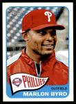 2014 Topps Heritage #48  Marlon Byrd  Front Thumbnail