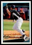 2009 Topps Update #278  Gaby Sanchez  Front Thumbnail