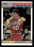 1987 Fleer #71  Tim McCormick  Front Thumbnail