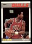 1987 Fleer #8  Gene Banks  Front Thumbnail