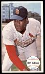 1964 Topps Giants #41  Bob Gibson  Front Thumbnail