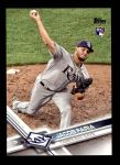 2017 Topps Update #240  Jacob Faria  Front Thumbnail