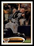 2012 Topps #99  Michael McKenry  Front Thumbnail