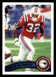 2011 Topps #234  Devin McCourty  Front Thumbnail
