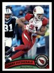 2011 Topps #10  Larry Fitzgerald  Front Thumbnail