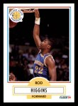 1990 Fleer #64  Rod Higgins  Front Thumbnail