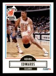 1990 Fleer #99  Kevin Edwards  Front Thumbnail