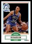 1990 Fleer #116  Pooh Richardson  Front Thumbnail