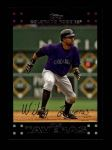 2007 Topps #94  Willy Taveras  Front Thumbnail