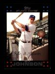 2007 Topps #331  Kelly Johnson  Front Thumbnail
