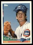 1994 Topps #244  Rick Wilkins  Front Thumbnail