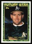 1994 Topps #363  Eric Helfand  Front Thumbnail