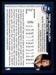 2002 Topps #42  Todd MacCulloch  Back Thumbnail