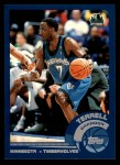 2002 Topps #49  Terrell Brandon  Front Thumbnail