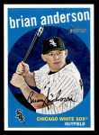 2008 Topps Heritage #598  Brian Anderson  Front Thumbnail