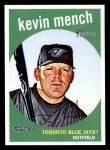 2008 Topps Heritage #668  Kevin Mench  Front Thumbnail