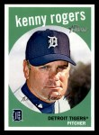 2008 Topps Heritage #704  Kenny Rogers  Front Thumbnail