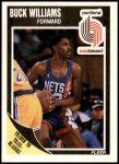 1989 Fleer #132  Buck Williams  Front Thumbnail