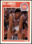 1989 Fleer #48  Bill Laimbeer  Front Thumbnail