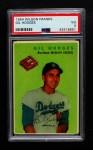 1954 Wilson Franks  Gil Hodges  Front Thumbnail