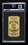 1909 E90-1 American Caramel  Eddie Plank  Back Thumbnail